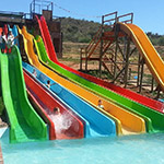 Wilgewandel Holiday Farm - Water slides