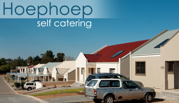 Hoephoep self catering accommodation