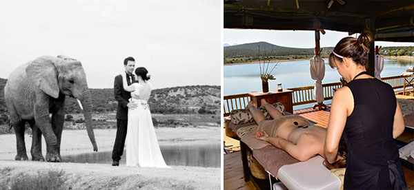 Buffelsdrift Game Lodge weddings, functions and conferences