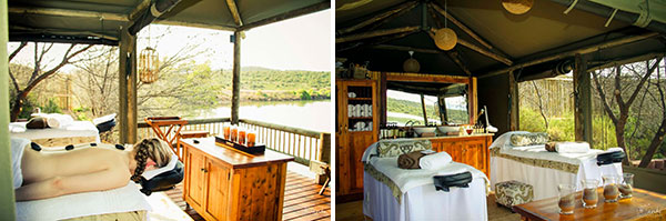 The Spa @ Buffelsdrift Game Lodge