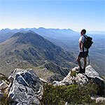 Hiking the Klein Karoo Region
