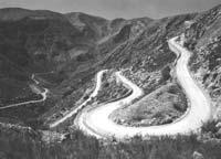 The Swartberg Pass - Oudtshoorn
