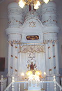 Reconstruction of the St John Street Synagogue