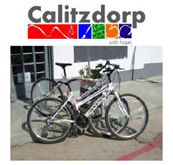 Bicycle Rentals at Calitzdorp Tourism office