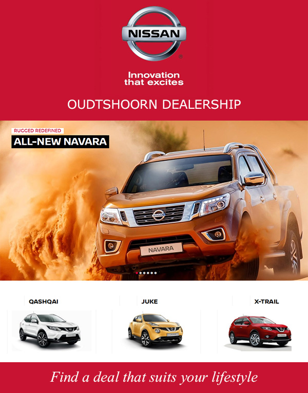 Nissan Dealership Oudsthoorn