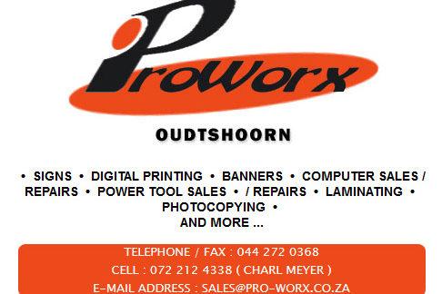 Proworx Oudtshoorn