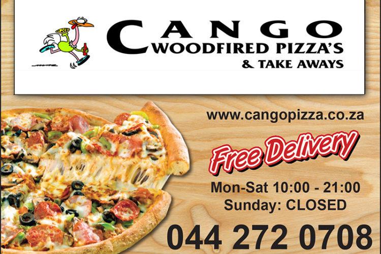 Cango Woodfired Pizza's