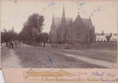 Moedergemeente Kerk