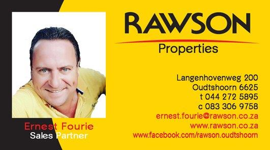 Rawson Properties Ernest Fourie