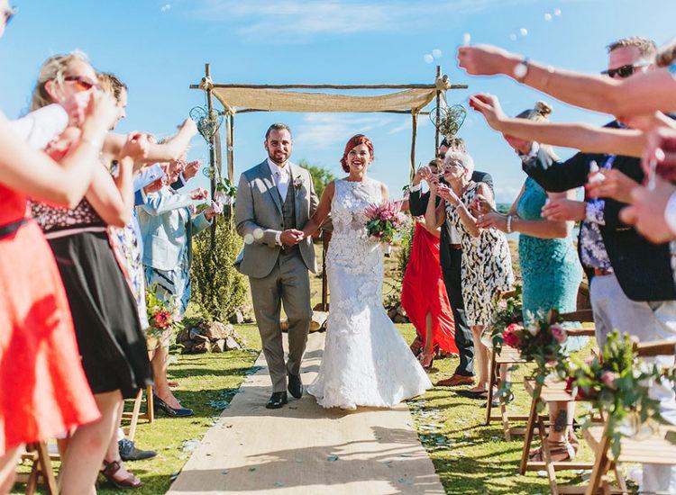 Wedding Venue at Buffelsdrift