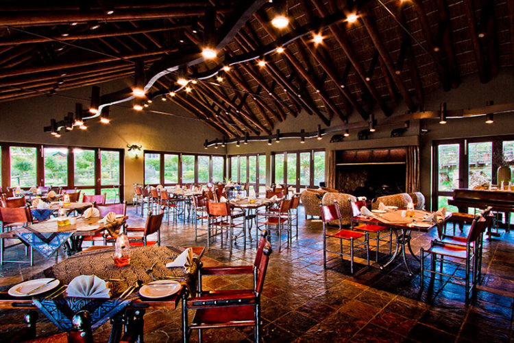 Buffelsdrift Game Lodge Restaurant