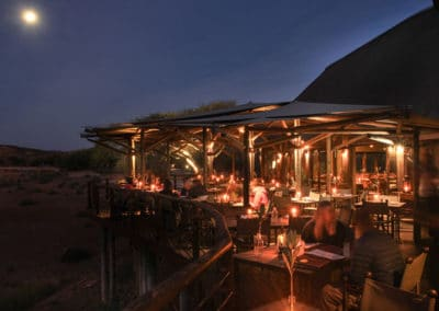 Buffelsdrift Game Lodge Restaurant